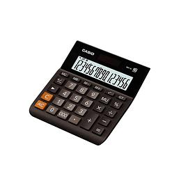 Calculadora Casio Para Oficina MH-16-BK