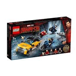 Lego Huida De Los Diez Anillos