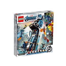 Lego Marvel Vengadores Batalla En La Torre De Los Vengadores