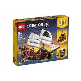 Lego Creator 3 en 1 Set Pirata