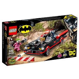Lego Batimovil De Batman Clasico De Tv