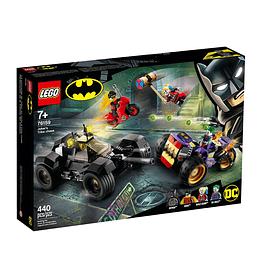 Lego Dc Batman Persecución De La Trimoto Del Guasón