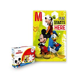 Rompecabezas x 50 Piezas Gigante Mickey Mouse