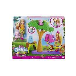 Barbie Chelsea Fiesta En La Selva Mattel