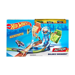 Hot Wheels Ecl Equilibrio Extremo Mattel