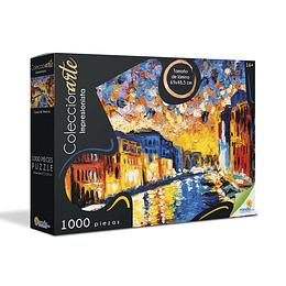 Rompecabezas x 1000 Piezas Colección Venecia