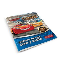 Libro De Actividades Cars x 32 Paginas