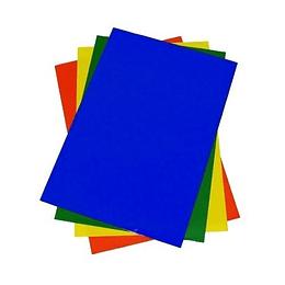 Papel Silueta 1/8 Paquete x8 Unidades