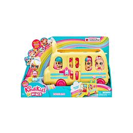 Kindi Kids S1 Mini Autobus Escolar