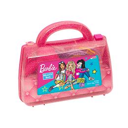 Bolso de Belleza 13 Piezas Barbie