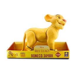 Rey León Gigante Articulado 50 cms Disney