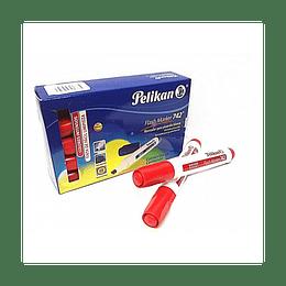 Marcador Flash Marker Recargable 742 x Unidad