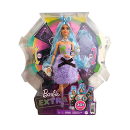 Barbie Extra Muñeca Deluxe 30 Looks Mattel