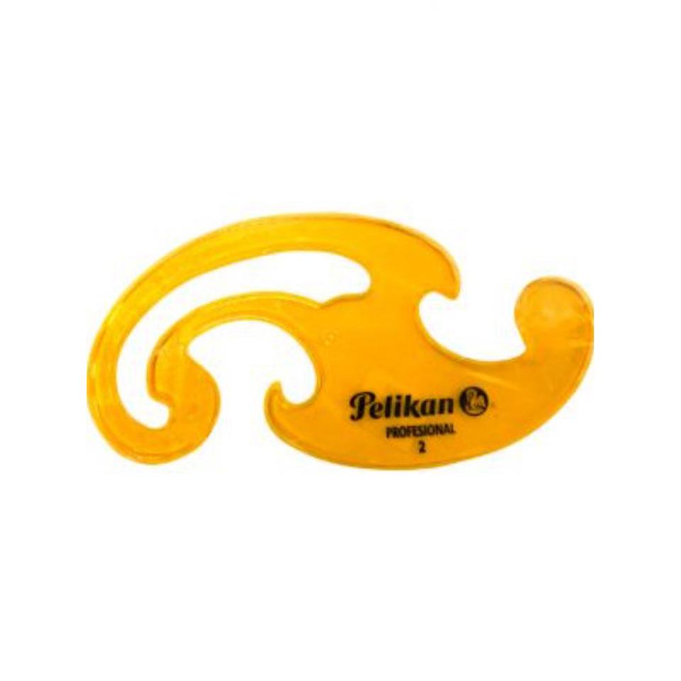 Curvígrafo No.3 Pelikan