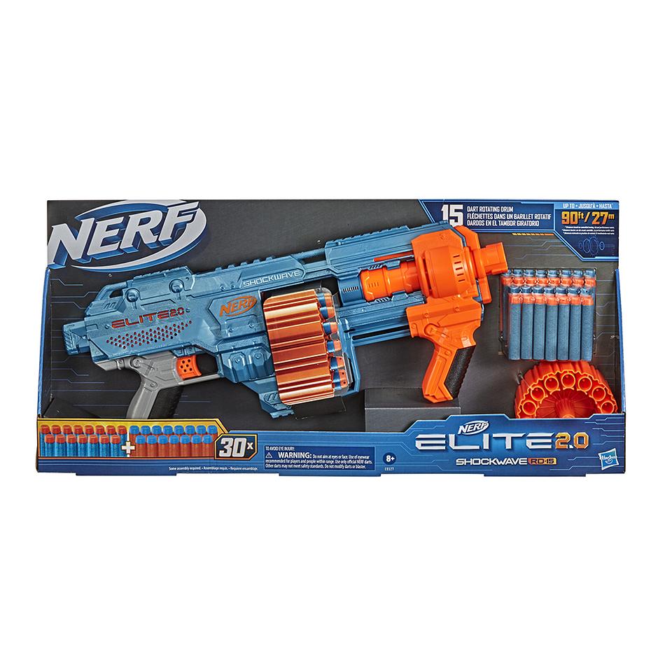 Nerf Elite 2.0 Shockwave RD 15 Hasbro