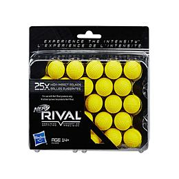Nerf Rival Repuestos X 25 Round