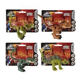 "Jurassic World Figuras Flexibles 4"""