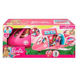 Barbie Explora Y Descubre Jet De Aventuras Con Muñeca