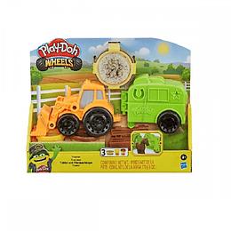 Play Doh Wheels Tractor Remolque