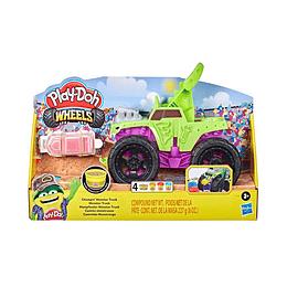 Play Doh Wheels Monster Truck