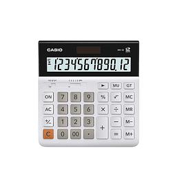 Calculadora Casio Para Oficina DH-12-WE