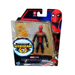 Marvel Spider-Man Web Gear Figuras Surtidas