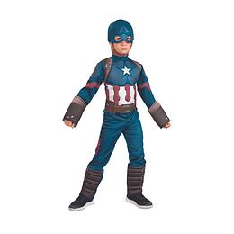 Disfraz de Capitán América Endgame