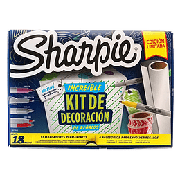 Sharpie Kit de Decoración Edición Limitada