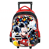 Morral con Ruedas Mickey Mouse 16.5