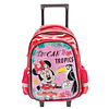 Morral con Ruedas Minnie Mouse 16.5