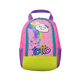 Lonchera Morral para niña Magic Rainbow Totto