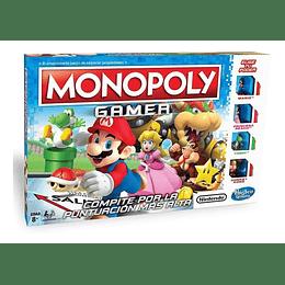 Monopoly Gamer Mario Bros