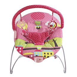 Silla Mecedora Bouncer Pink