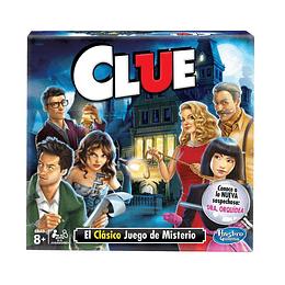 Clue Hasbro