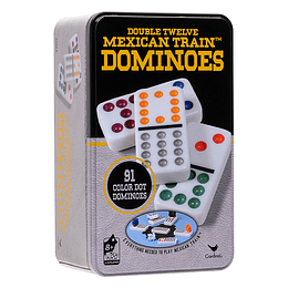 Domino Doble Doce Tren Mexicano