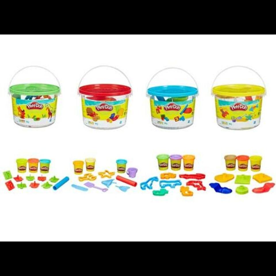 Mini Cubeta Surtida Play Doh