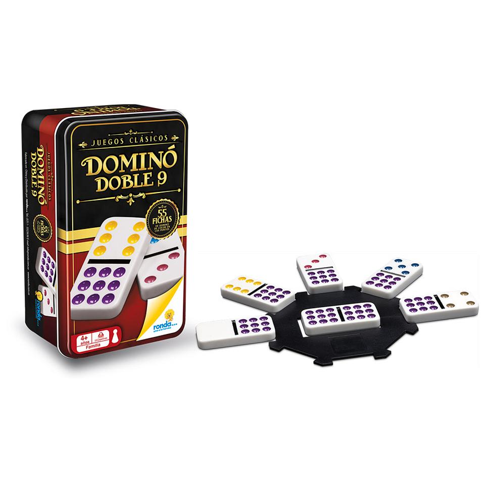 Domino Doble 9 Lata