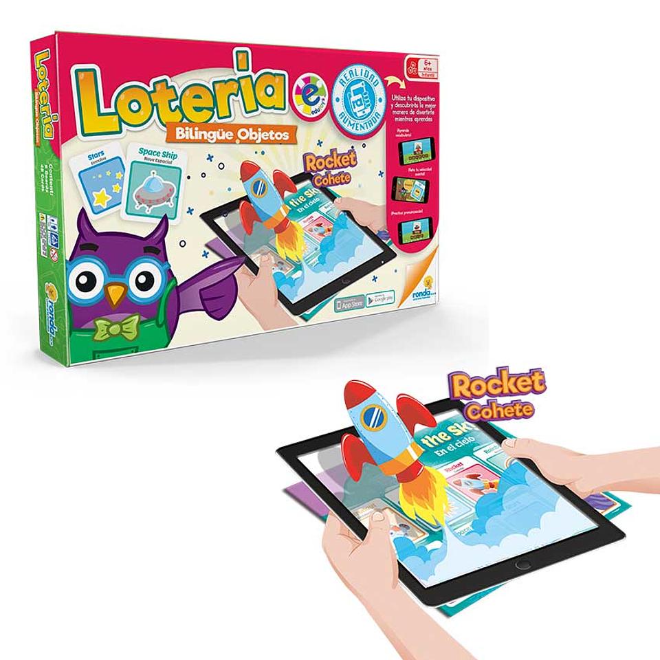 Lotería Bilingüe Objetos