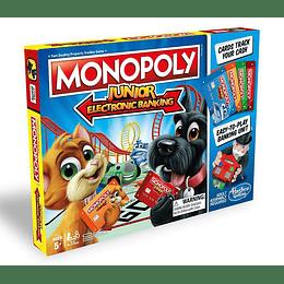 Monopoly Junior Banco Eléctronico