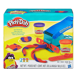 Play Doh Fabrica Divertida