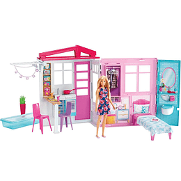 Barbie Casa Glam