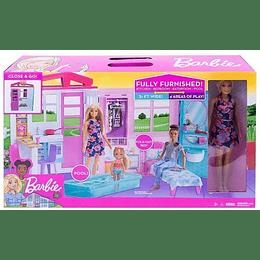 Barbie Casa Glam