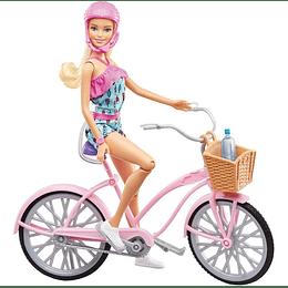 Barbie Paseo en Bicicleta
