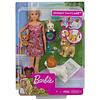 Barbie Guarderia de Perritos