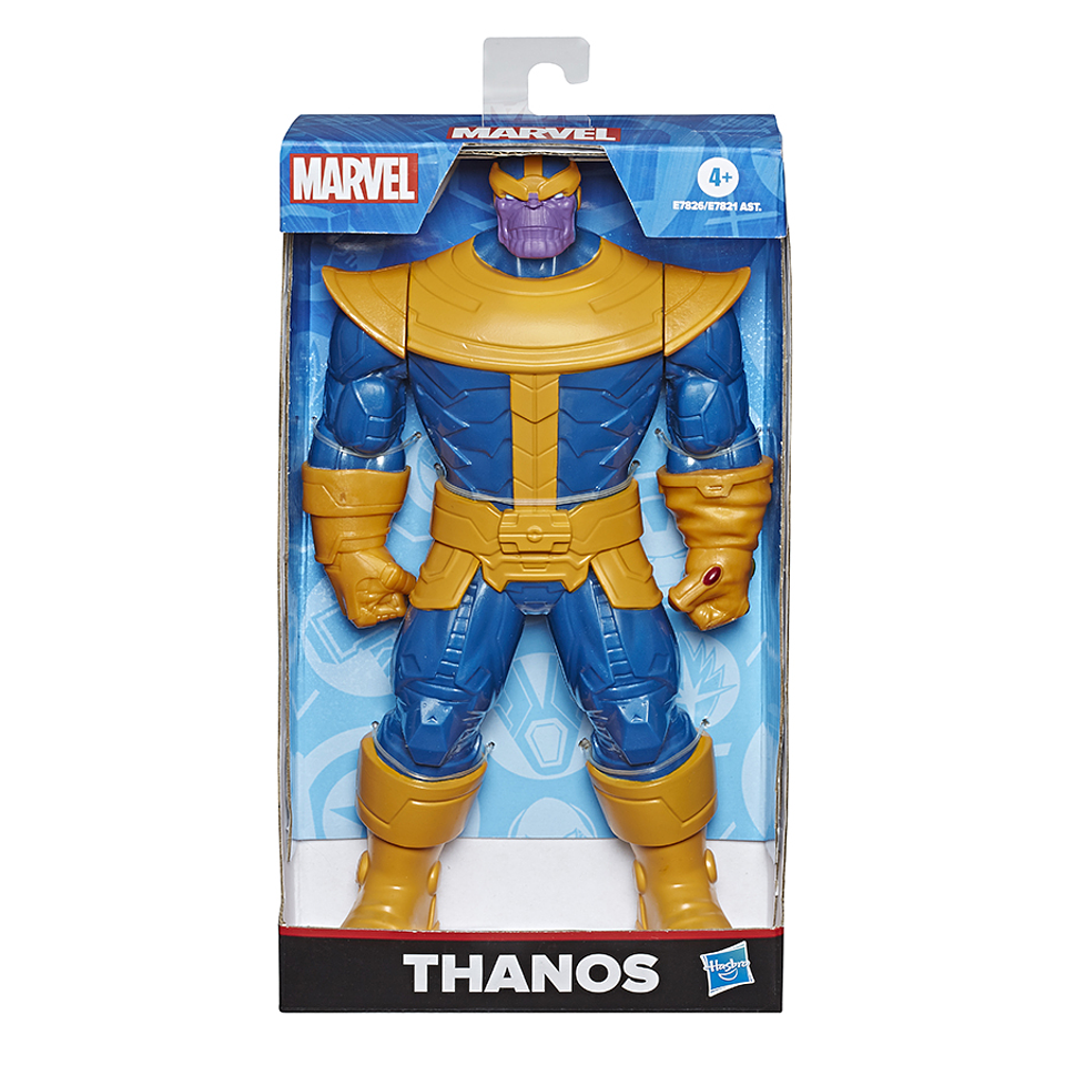 Marvel Olympus Thanos