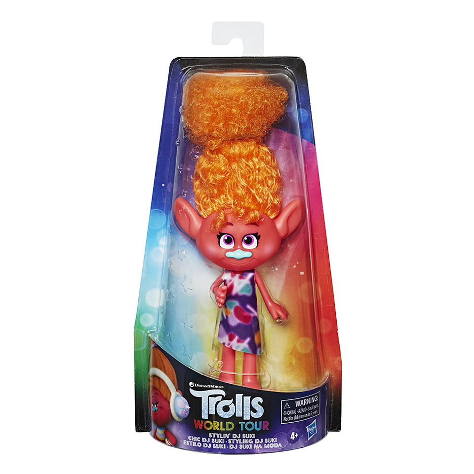 Trolls Fashion Dolls Surtida 2