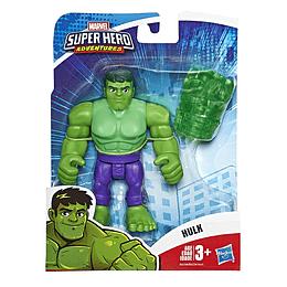 """Marvel Figura Con Accesorio 5"""" Hulk"""