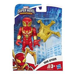 """Marvel Figura Con Accesorio 5"""" Iron Spider"""