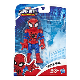 "Marvel Figura Con Accesorio 5"" Spider Man"