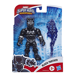 "Marvel Figura Con Accesorio 5"" Black Panther"
